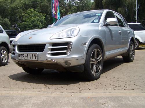 Porsche Cayenne Triptronic 2008