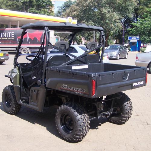 Polaris Ranger Diesel HD Auto New