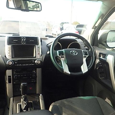Toyota Prado TZ 150. (Duty free) 2013
