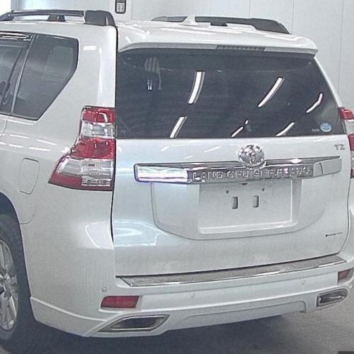 Toyota Prado TZ 150 2014